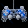 Joystick Transparente - USB - Vibracall - PC